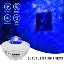 Load image into Gallery viewer, Andromeda™ - The Brightest Galaxy Night Light.