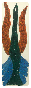 Gond Art 14x5 Inch Abstract GD053