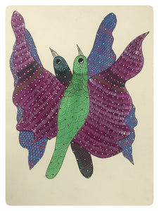 Gond Art 13x10 Inch GD065