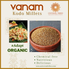 Load image into Gallery viewer, Organic Kodo millets OG008