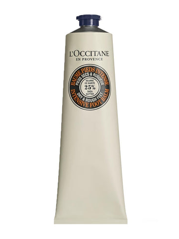 LOCCITANE SHEA BUTTER INTENSIVE FOOT BALM 150 ML