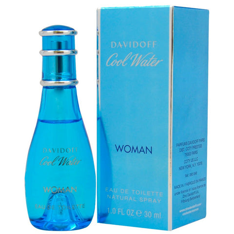 DAVIDOFF COOLWATER WOMEN (4424295120999)