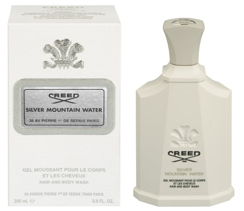 CREED SILVER MOUNTAIN WATER SHOWER GEL 200 ML (4496174219367)