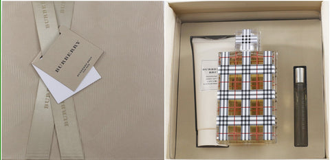 BURBERRY BRIT LADIES GIFT SET (4424287813735)