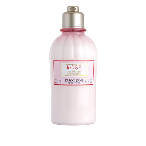 LOCCITANE  ROSE BODY LOTION 250 ML