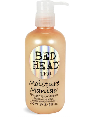 TIGI BED HEAD MOISTURE MANIAC CONDITIONER 8.5 OZ