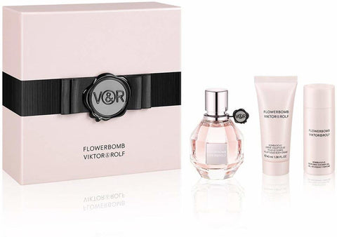 VIKTOR & ROLF FLOWER BOMB WOMAN GIFT SET (4496184574055)
