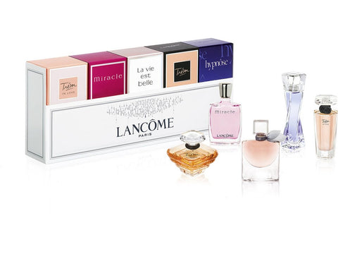 LANCOME THE BEST OF LANCOME COLLECTION GIFT SET (4424309997671)