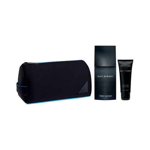ISSEY MIYAKE NUIT D'ISSEY COFFRET 1PCS GIFT SET (4424306524263)