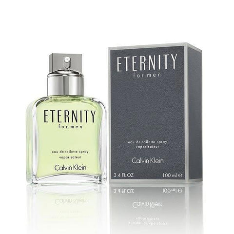 CALVIN KLEIN ETERNITY FOR MEN - UNBOXED (4424290304103)