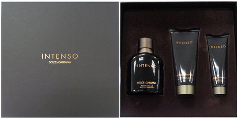 DOLCE GABBANA POUR HOMME INTENSO GIFT SET (4424296267879)