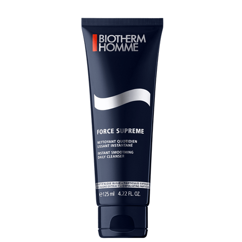 BIOTHERM - FORCE SUPREME SMOOTHING & RESURFACING DAILY CLEANSER 125 ML (4525664305255)