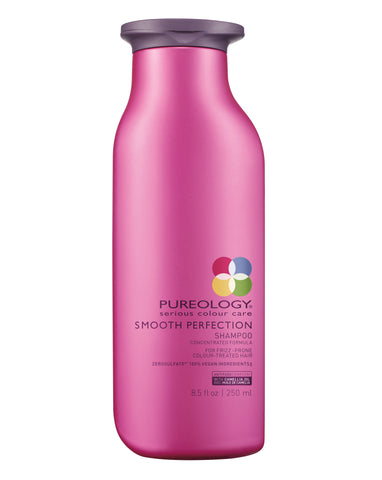 PUREOLOGY - SMOOTH PERFECTION SHAMPOO 250 ML (4496183459943)