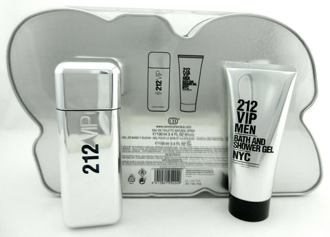 CAROLINA HERRERA 212 VIP MEN GIFT SET 1 PCS