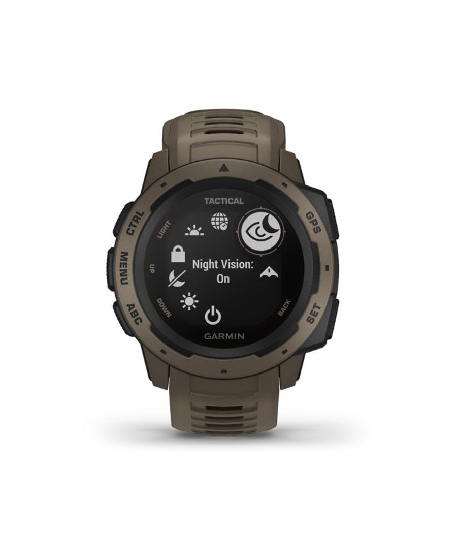 Garmin Instinct Coyote Tan - Tactical Edition (4779949883472)