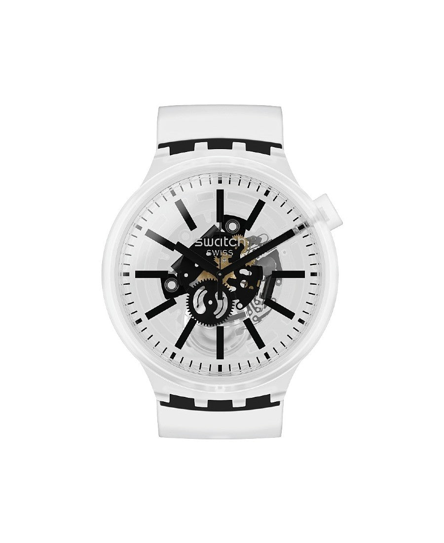 Swatch orologio Black in Jelly (4780532662352)