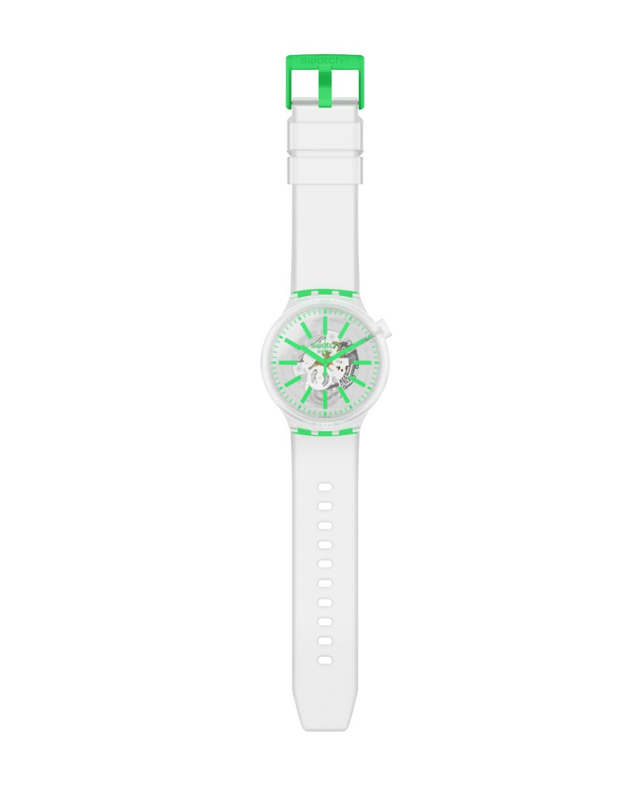 Swatch orologio Green in Jelly (4780537282640)