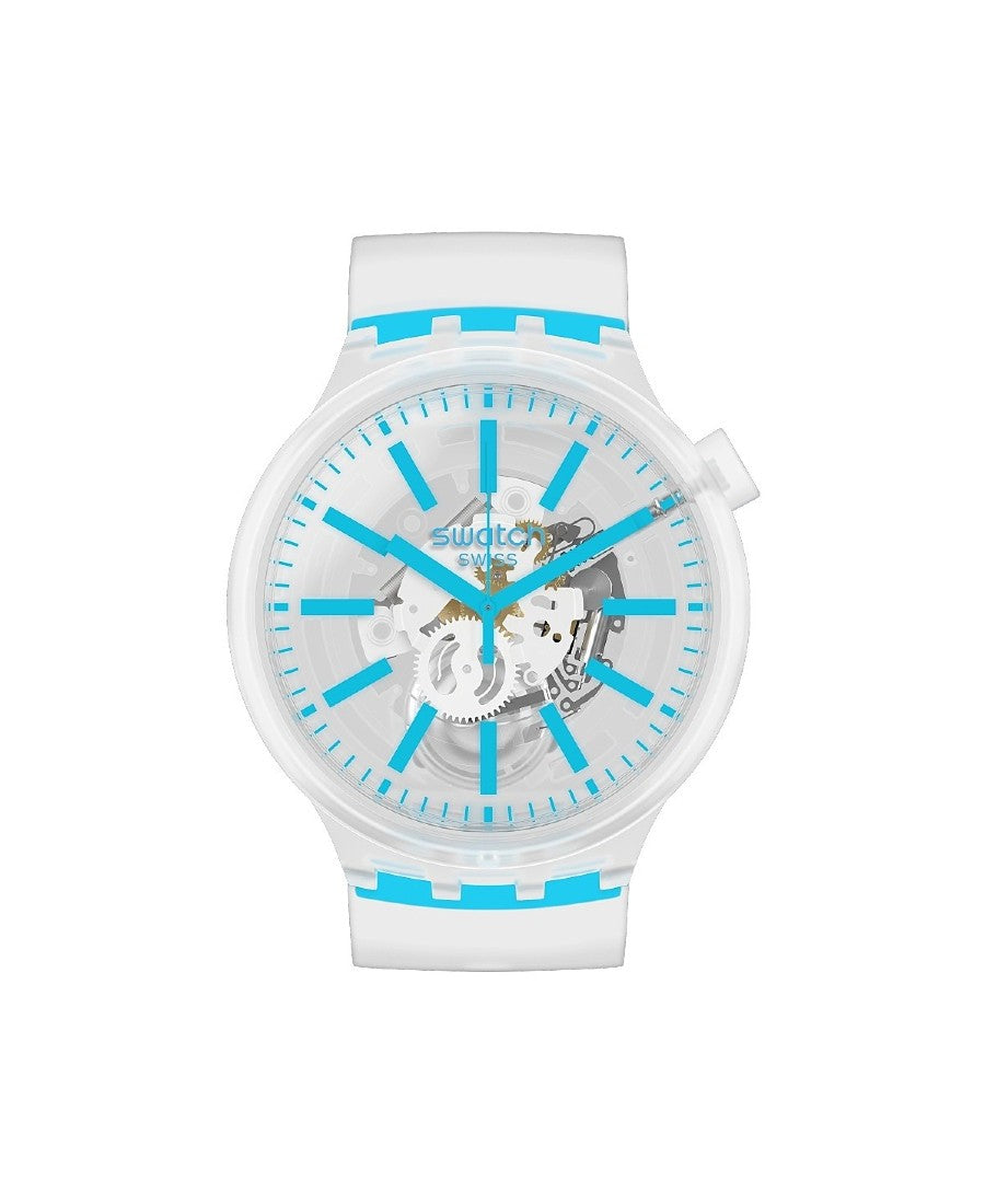 Swatch orologio Blue in Jelly (4780539740240)