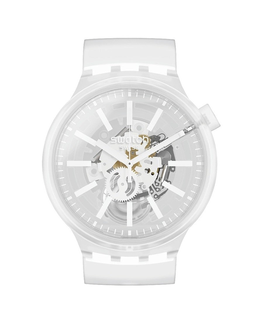 Swatch orologio Whiteinjelly (4749231325264)
