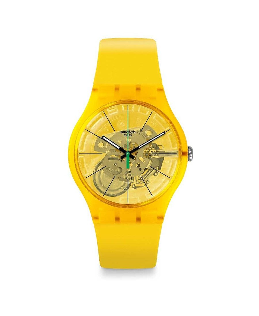 Swatch orologio Bio Lemon (4749367803984)