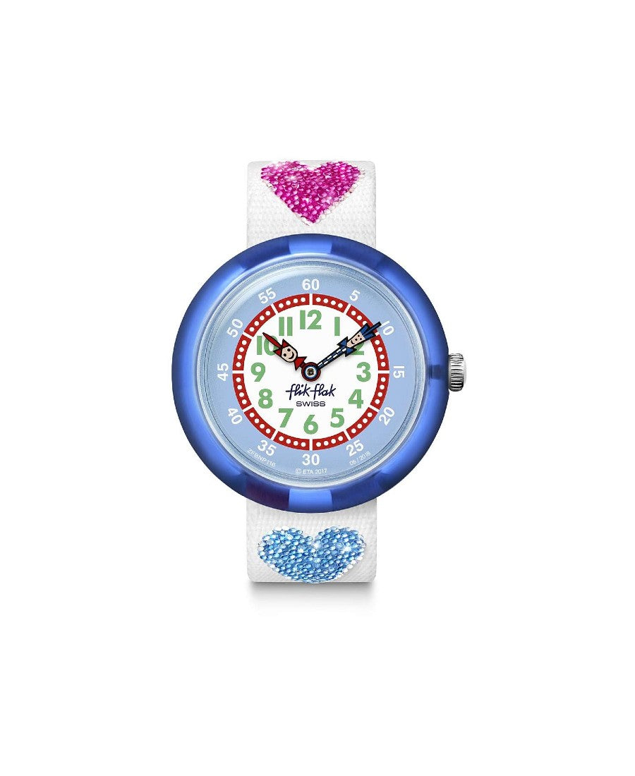Orologio Flik Flak Love My Heart (6183588757697)