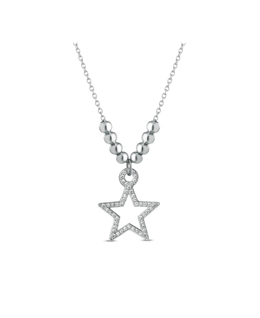 Ops Objects Collana Cristal Vibes Pendente Stella (6035929202881)