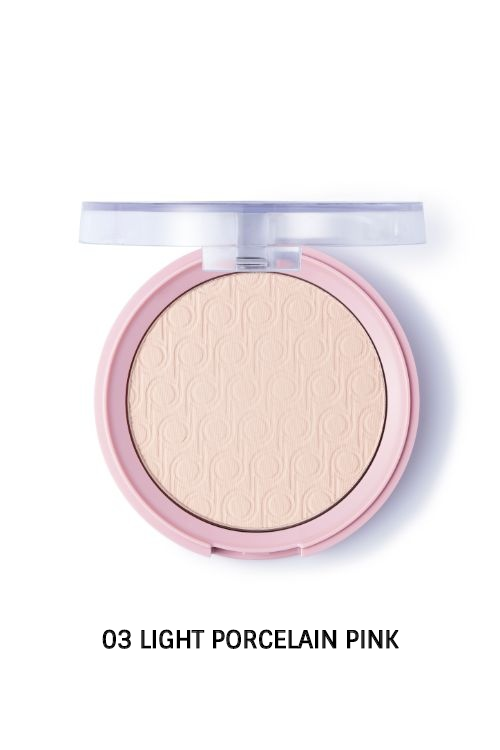 Mattifying Pressed Powder