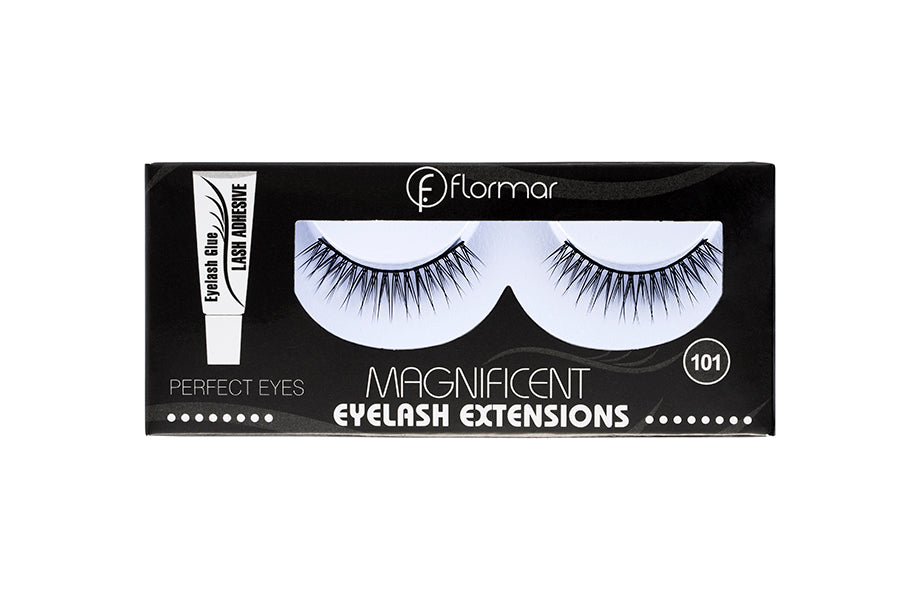 Magnificent Eyelash Extensions 101