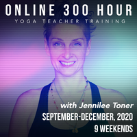 Meet Jennilee Toner: Yogi, Anatomy Expert & Author