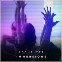 200 HR YTT IMMERSION