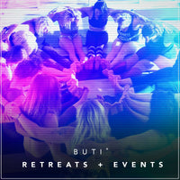 RETREATS + EVENTS