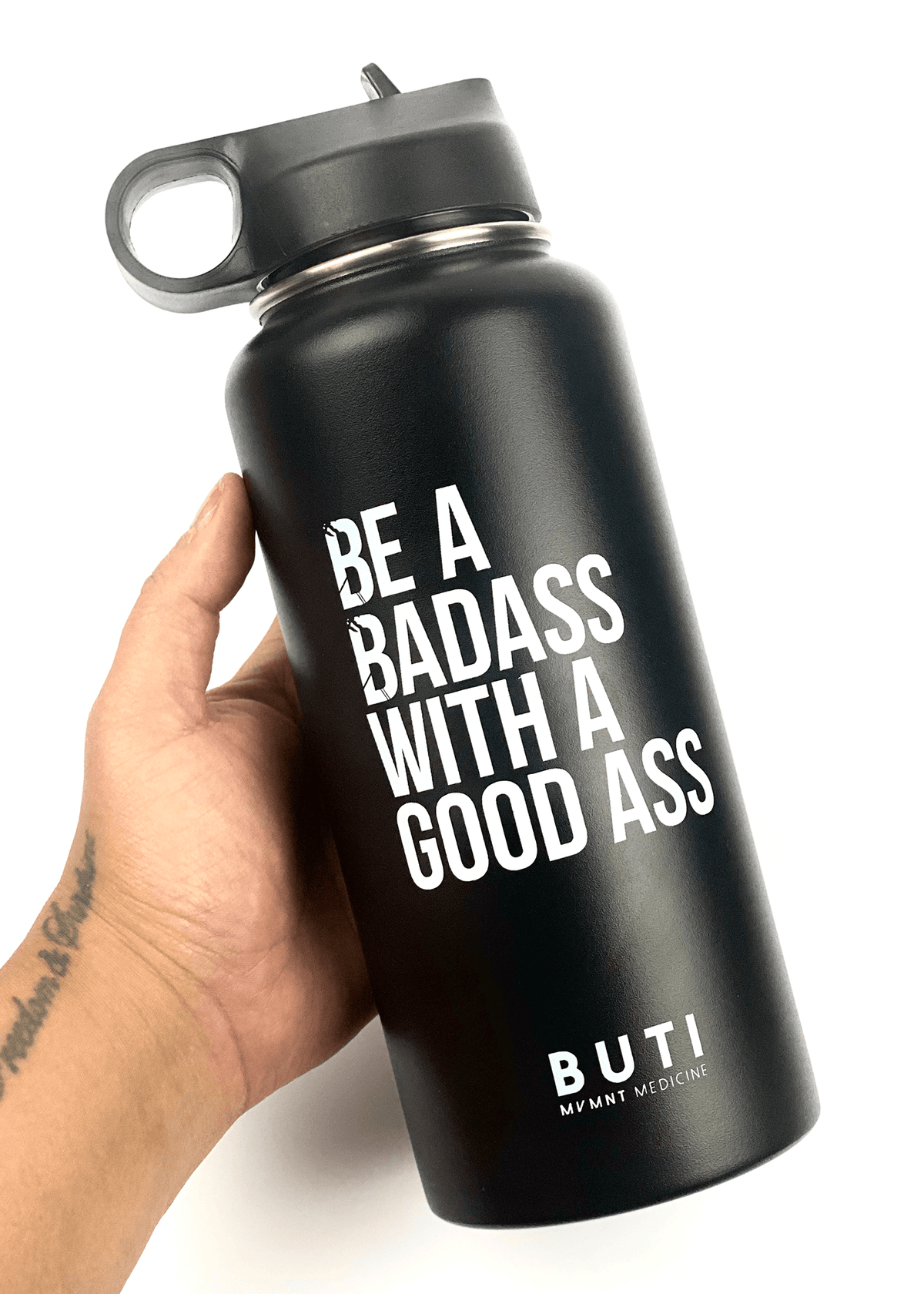 Badass with a Good A$$ 32 oz. Thermos