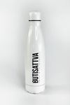 White Butisattva Thermos 18oz