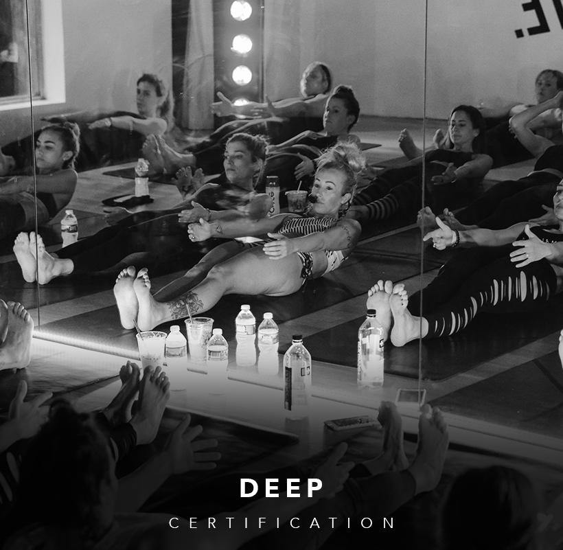 DEEP Certification