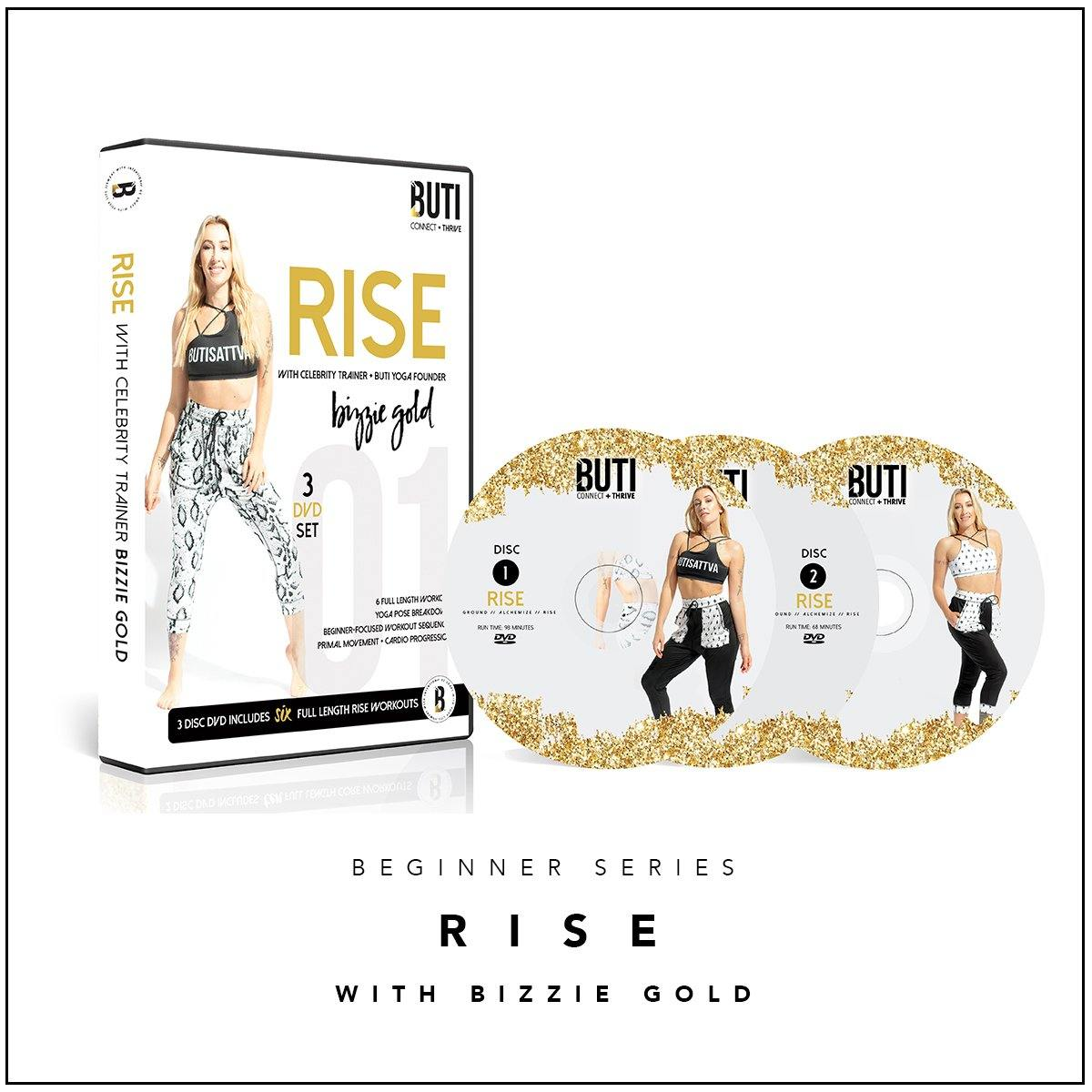 RISE - Beginner Series with Bizzie Gold