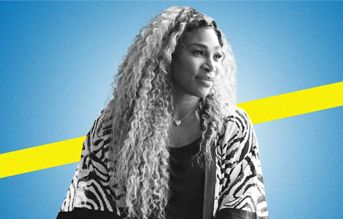 This is what venture investing taught Serena Williams