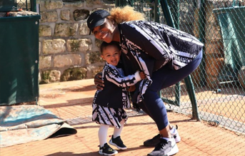 Serena Williams Says Her Daughter Olympia Already Has Opinions on Her Outfits.