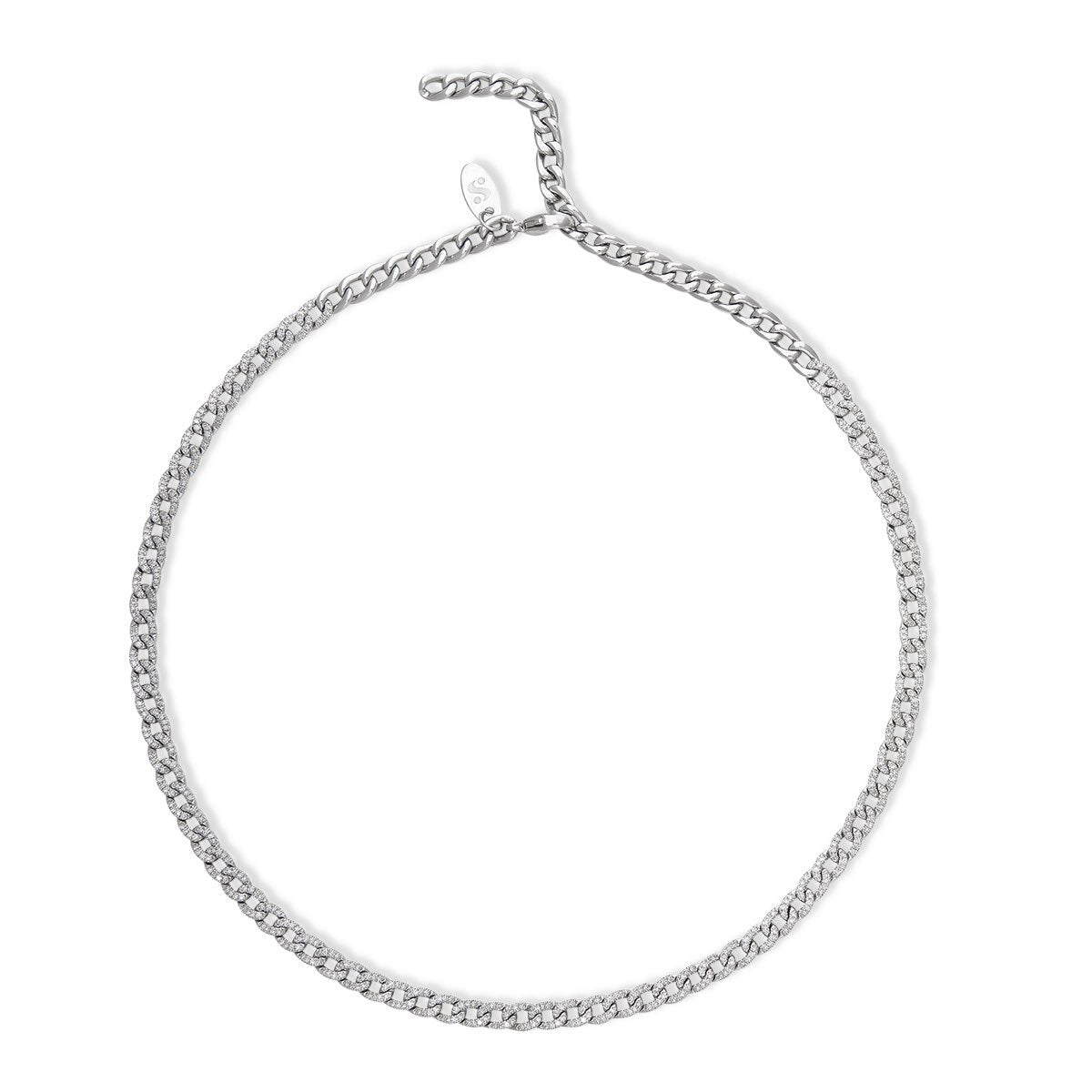 Cuban Link Necklace - Serena Williams Jewelry