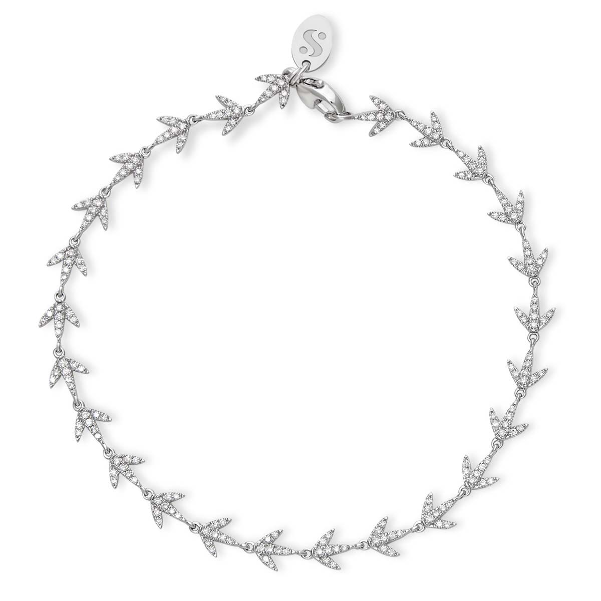 Diamond Path Bracelet - Serena Williams Jewelry