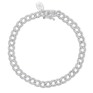 Cuban Link Bracelet - Serena Williams Jewelry
