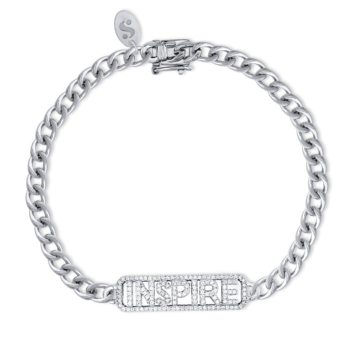 'Inspire' ID Bracelet - Serena Williams Jewelry