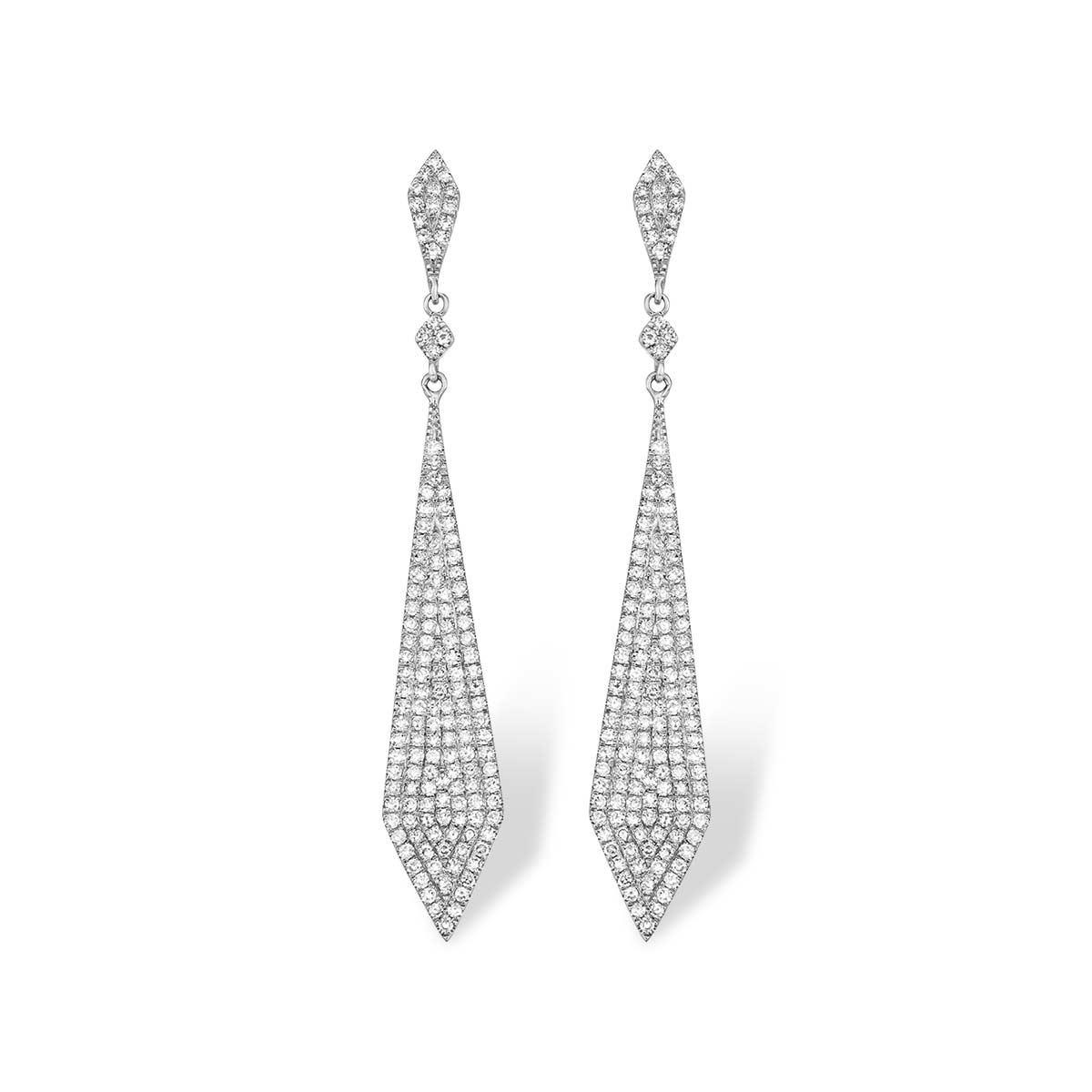 Shimmer Drop Earrings - Serena Williams Jewelry