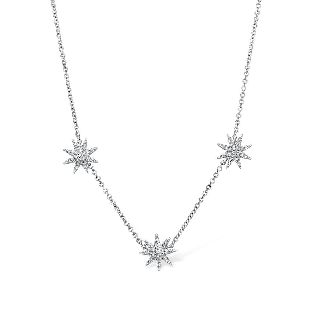Starburst Necklace - Serena Williams Jewelry