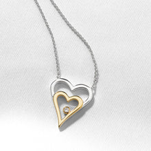 Nestled Heart Necklace