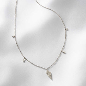 Dainty Dagger Necklace