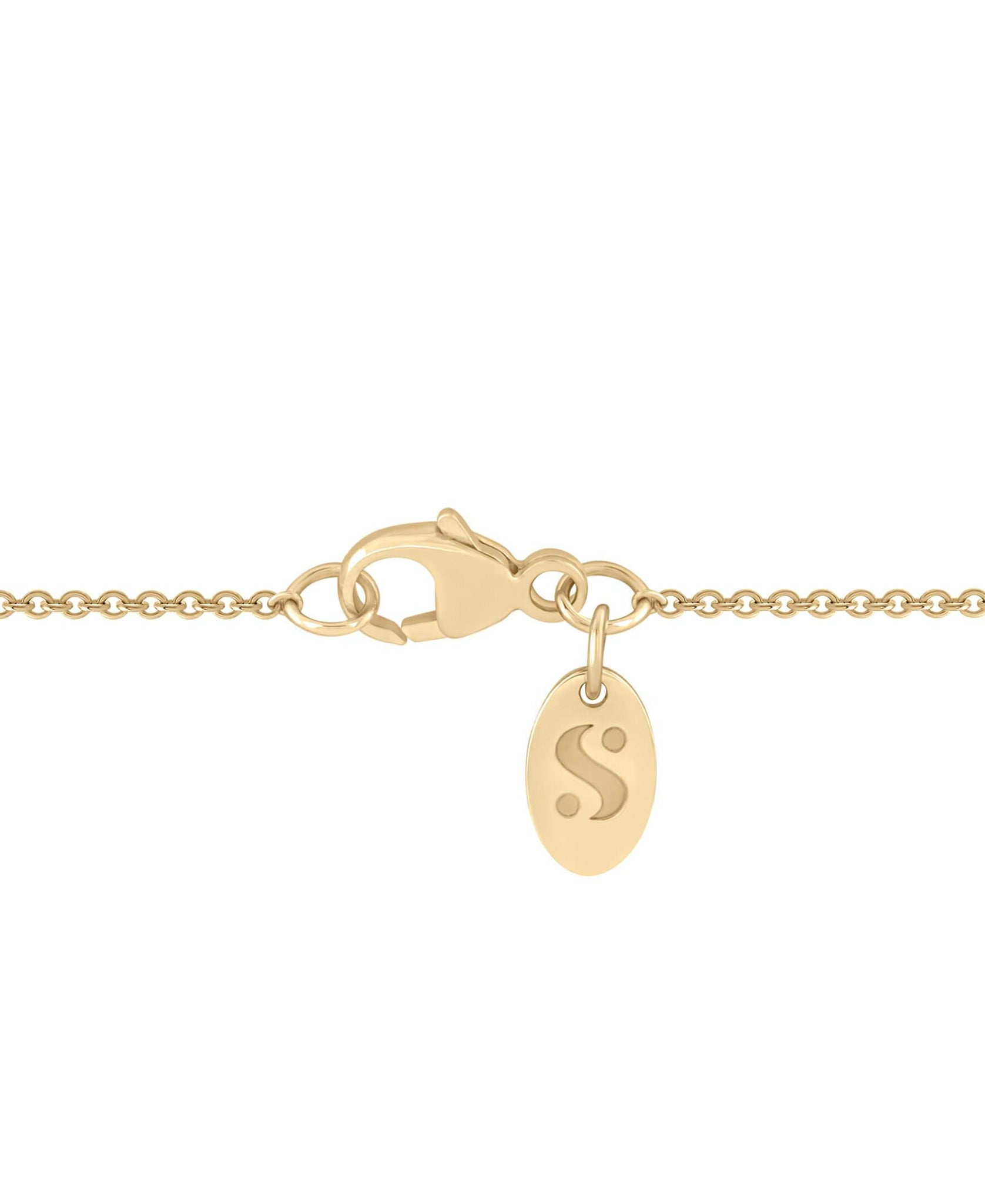'Lucky' ID Necklace - Serena Williams Jewelry
