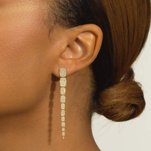 Cascading Earrings - Serena Williams Jewelry