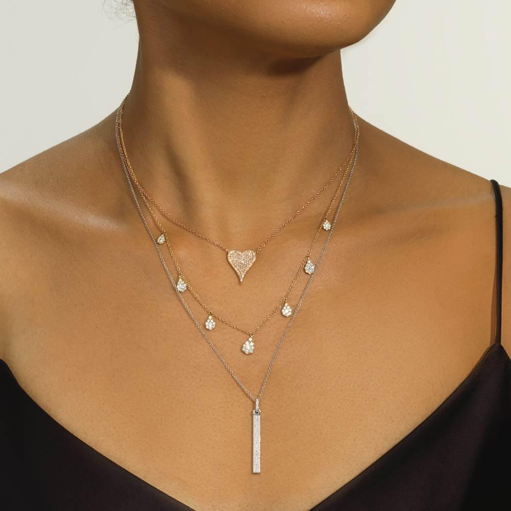 Signature Heart Necklace - Serena Williams Jewelry