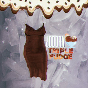 Triple Fudge Slip Dress