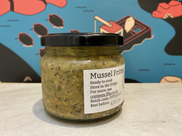Mussel Fritter Mixture - Chilled